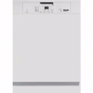 MIELE G4203SCI White | Built-in 60 cm Semi Integrated Dishwasher